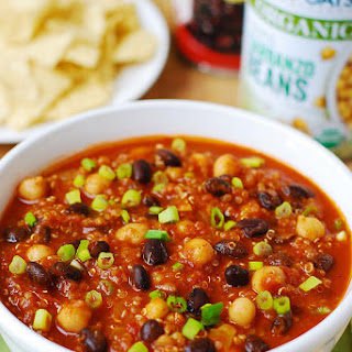 Canned Tomatoes Quinoa Recipes.