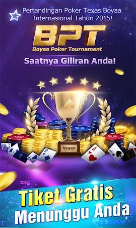 Poker Texas Boyaa 5.0.1 screenshot 227128