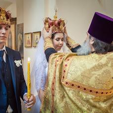 Wedding photographer Irina Kolosova (Kolosova). Photo of 09.11.2016