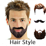 Hair Mustache Style Changer APK icon