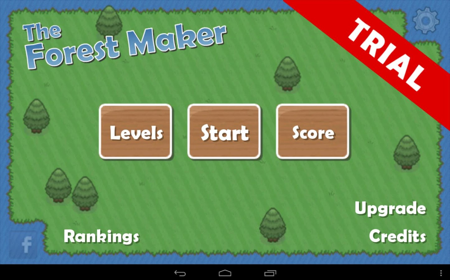 The Forest Maker Trial Version- screenshot
