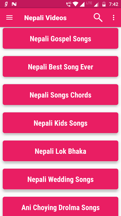 Download Nepali Video Songs Nepali Movie Lok Dohorinews App For