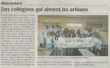 Photo: 2014-06-28 CO des collégiens qui aiment les artisans