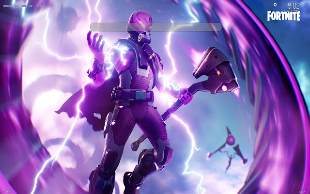 Tempest Fortnite HD Wallpapers Tab