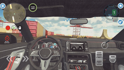 GTR Drift Simulator apkpoly screenshots 4