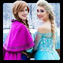 Anna Elsa Puzzle icon