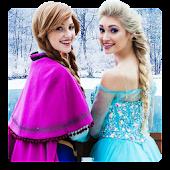 Anna Elsa Puzzle