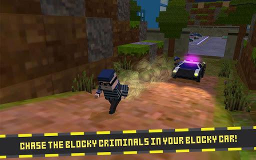 blocky san andreas swat police screenshot 1