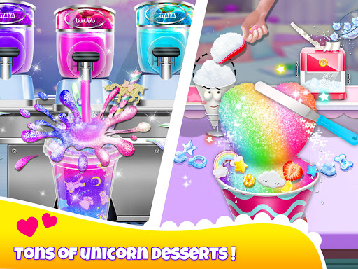 Unicorn Chef: Cooking Games for Girls 4.1 screenshots 4