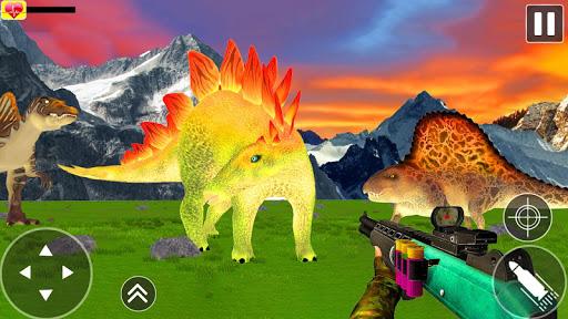 Jurassic Dinosaur Hunter Survival Dino 2020 apkpoly screenshots 4