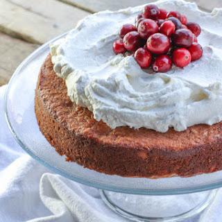 Sweet Potato Spice Cake