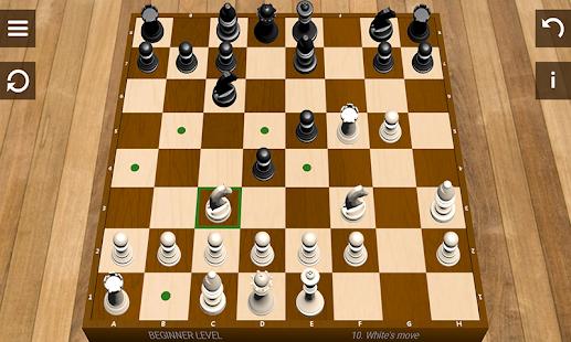 Šachový mistr - náhled