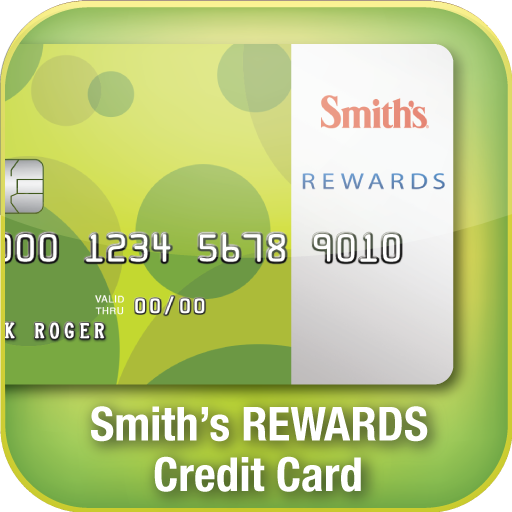 Smith's REWARDS Credit Card App