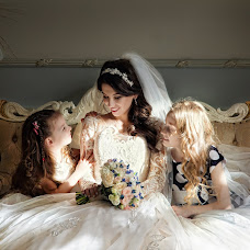Wedding photographer Zhanna Samuylova (Lesta). Photo of 10.04.2018