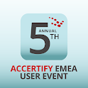 2016 Accertify EMEA User Conf icon