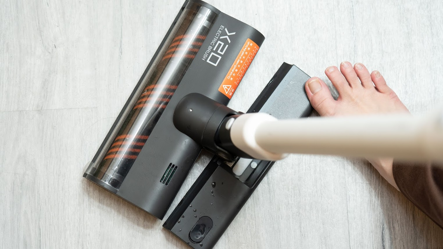 吸拖一體!ROIDMI睿米 X20 無線手持吸塵器。高規格、高 CP 值的吸塵器首選 - 3C科技新聞 | ePrice 比價王