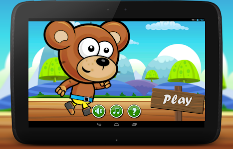 Running Crazy Bears Spirit screenshot 0