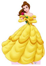 Photo: Theme Party Stand Up Prop http://www.BestPartyPlanner.net Princess Belle Disney.