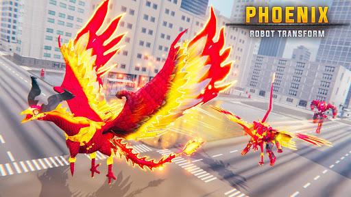 Phoenix Transform Robot War: Robot Grand Hero 1.0 screenshots 2
