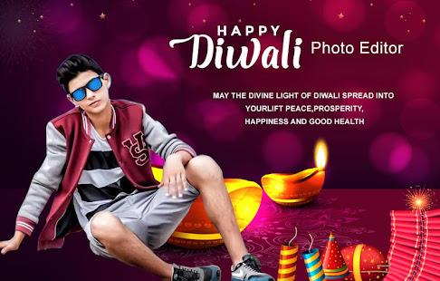 App Happy Diwali Photo Editor - Diwali Photo Frame APK for Windows Phone