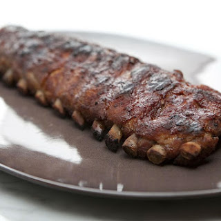 Bourbon Pork Ribs Marinade Recipe