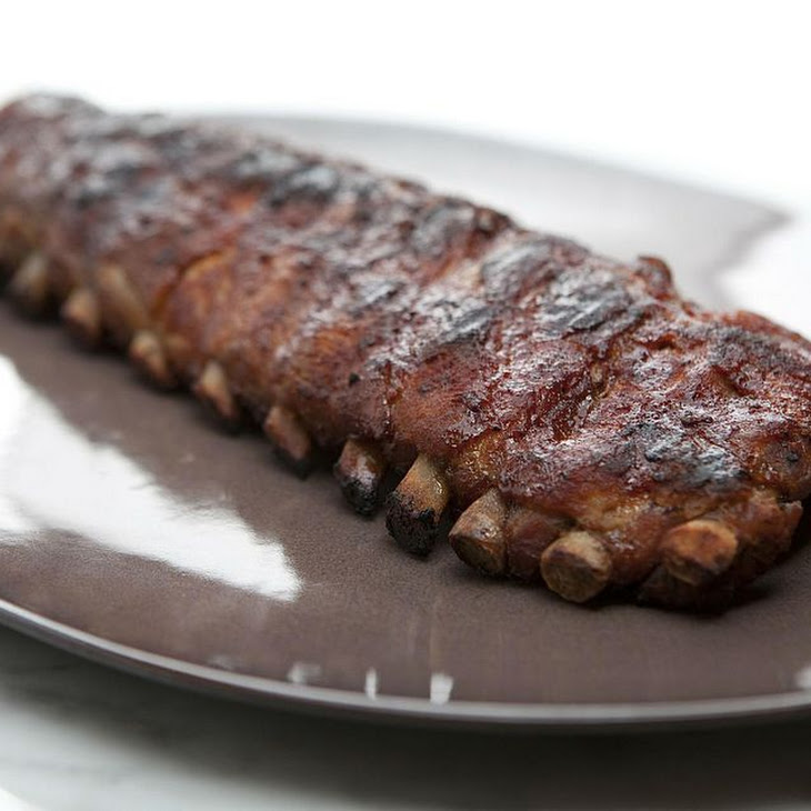 Bourbon Pork Ribs Marinade