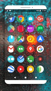 P Icon Pack for Pixel Screenshot