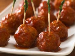 Grandpa Ray's Sweet & Spicy Meatballs Recipe