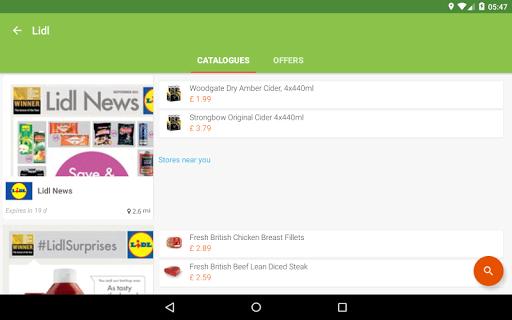 ILikeSales Catalogues & Offers 3.2.2 screenshots 20