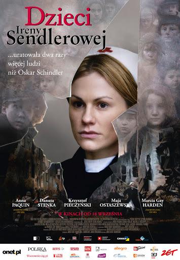 Polski plakat filmu 'Dzieci Ireny Sendlerowej'