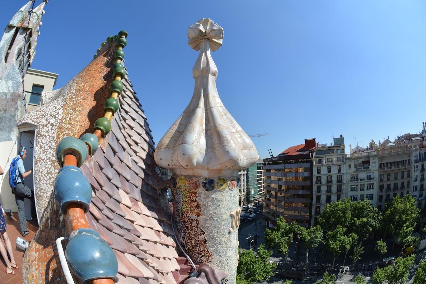 Предчувствие любви. Барселона, Тосса, Кадакес и окрестности июнь15