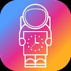 Kosmos - Work Time Tracker, Job Timesheet icon