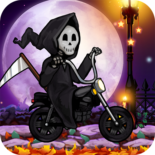 Halloween Town Racing (game)