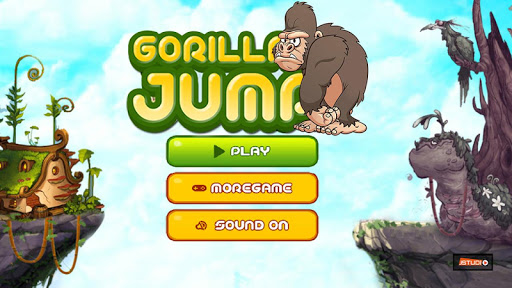 Gorilla - Jungle adventures