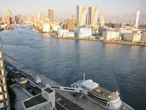 Photo: Sumida river by day
