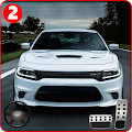 Mustang Dodge Charger: Crazy Car Driving & Stunts APK