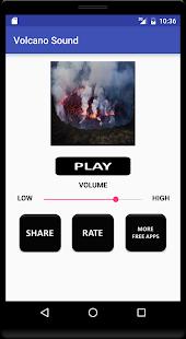 Volcano Sound - náhled