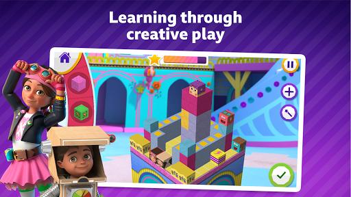 Télécharger Gratuit BBC CBeebies Get Creative - Build, paint and play! APK MOD (Astuce) screenshots 5