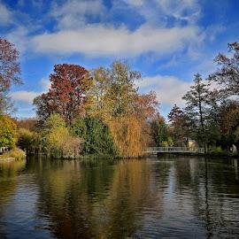 park Maksimir by Dunja Kolar - City,  Street & Park  City Parks ( maksimir, croatia, zagreb, park )