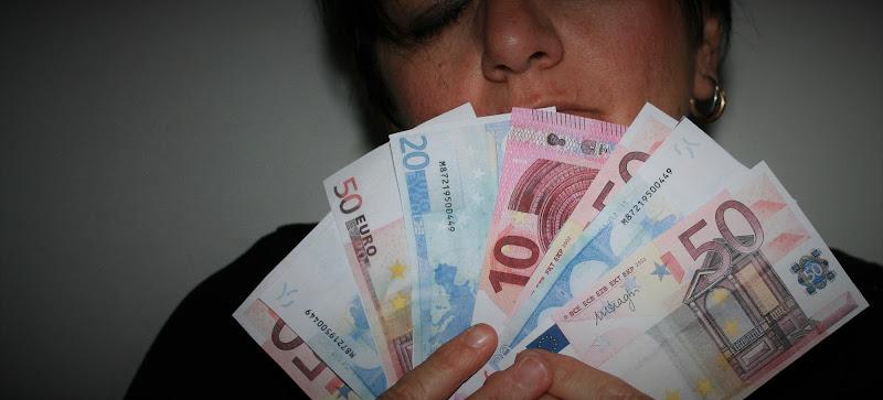 avarizia.....il profumo dei soldi. di Sandysandy