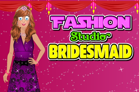 Fashion Studio : Bridesmaid