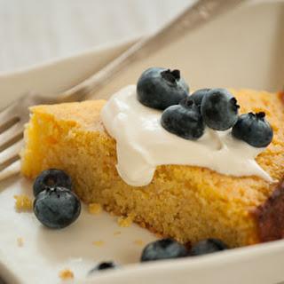 Gluten-Free Italian Cornmeal Cake.