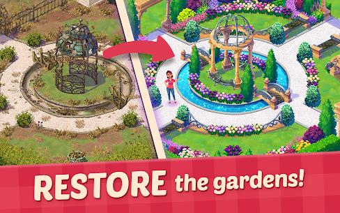 Lily's Garden MOD (Free Shopping) 7