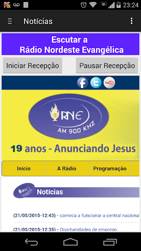 Ouvir Rádio RNE
