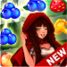 Red Riding Hood - Match & Connect Puzzle Game Icon