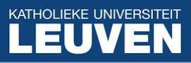 Samenwerking met KU Leuven