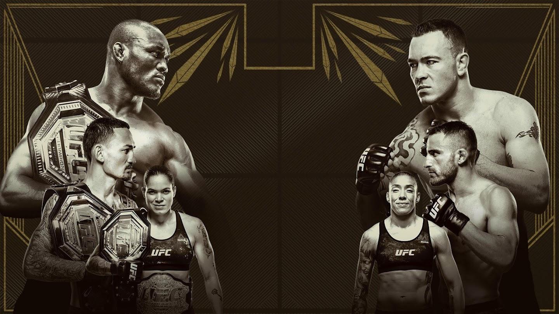 Watch UFC 245 Countdown: Usman vs. Covington live