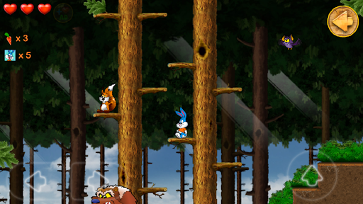 Beeny Rabbit Adventure World 2.5.3 screenshots 2