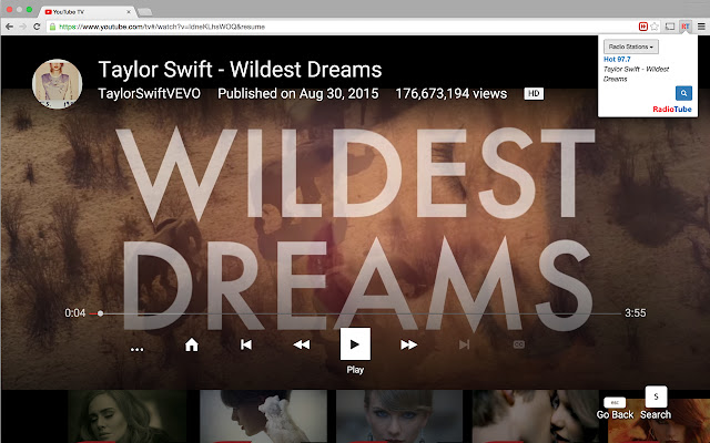 RadioTube - watch Radio songs on YouTube™