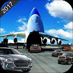 Cargo Plane Car Simulator 3D icon